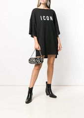 Dsquared2 'Icon' T-shirt dress