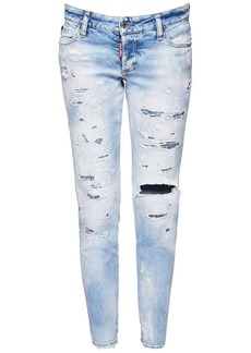 Dsquared2 Jennifer Pirana Wash Denim Jeans