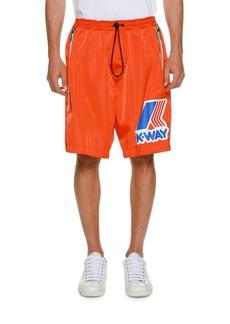Dsquared2 K-Way Draw-Cord Shorts