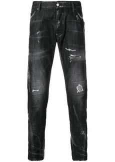 Dsquared2 Kenny Twist distressed jeans