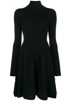 Dsquared2 knitted flared dress