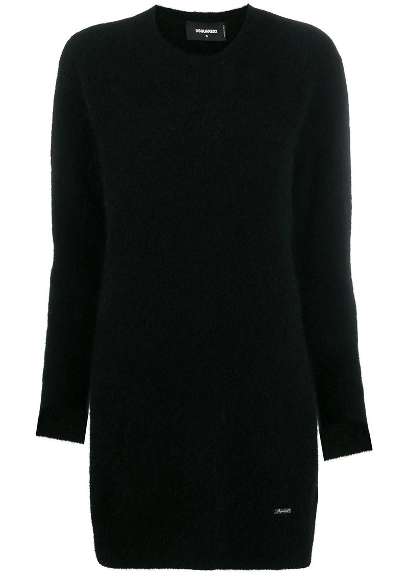 Dsquared2 knitted jumper dress