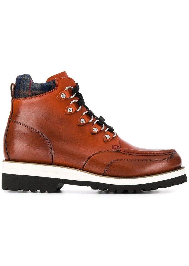 Dsquared2 lace-up boots