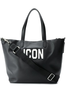 Dsquared2 large Icon tote