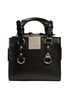 Dsquared2 Leather Top Handle Bag