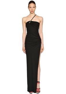 Dsquared2 Light Viscose Jersey Dress