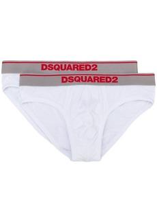 Dsquared2 logo briefs