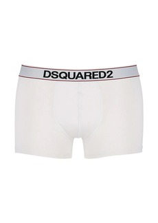Dsquared2 Logo Cotton Jersey Boxer Briefs