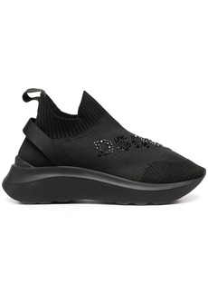 Dsquared2 logo embellished sneakers