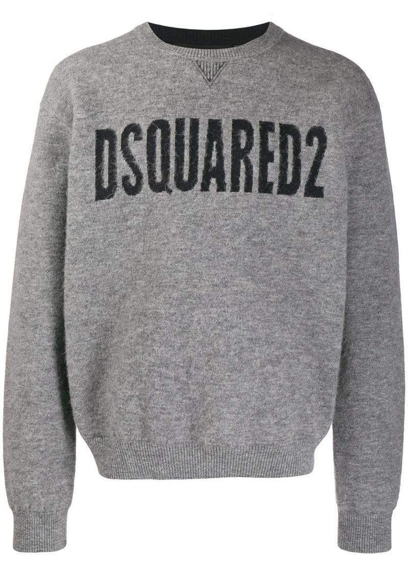 Dsquared2 logo jumper