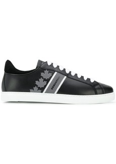 Dsquared2 logo low-top sneakers
