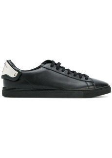 Dsquared2 logo panel low top sneakers