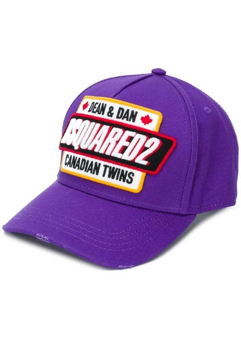 8111530dd logo patch cap