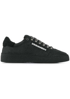 Dsquared2 logo patch sneakers