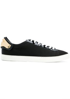 Dsquared2 logo plaque low top sneakers