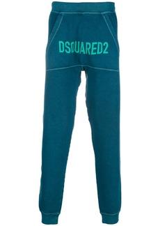 Dsquared2 logo print sweatpants
