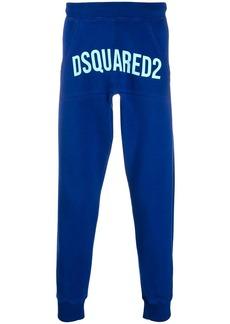Dsquared2 logo print track pants