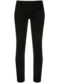 Dsquared2 logo print trousers