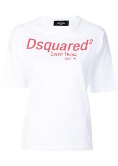 Dsquared2 logo printed T-shirt