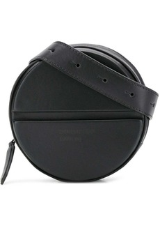 Dsquared2 logo round belt bag