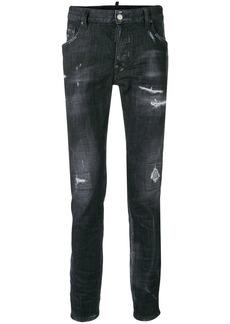 Dsquared2 logo Skater jeans