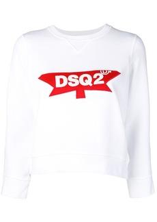 Dsquared2 logo sweatshirt