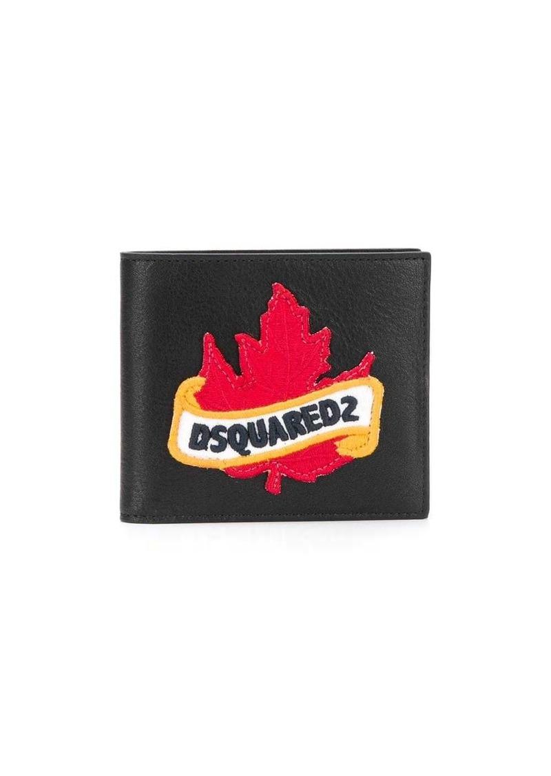 Dsquared2 logo wallet