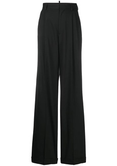 Dsquared2 long high-waisted trousers