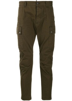 Dsquared2 low-rise side pocket trousers