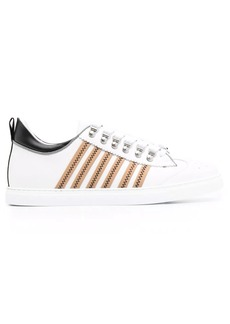 Dsquared2 low-top lace-up sneakers