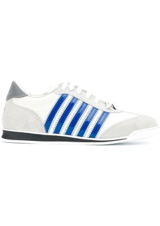Dsquared2 low top stripe sneakers