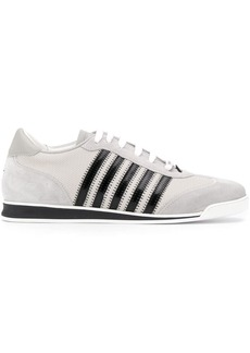 Dsquared2 low-top stripe sneakers