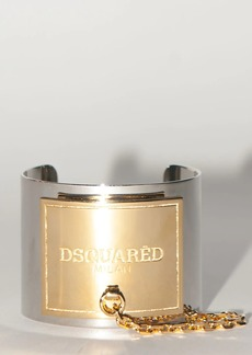Dsquared2 Lvr Exclusive Brass Cuff
