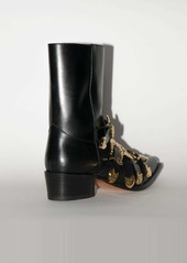 Dsquared2 Lvr Exclusive Leather Boots