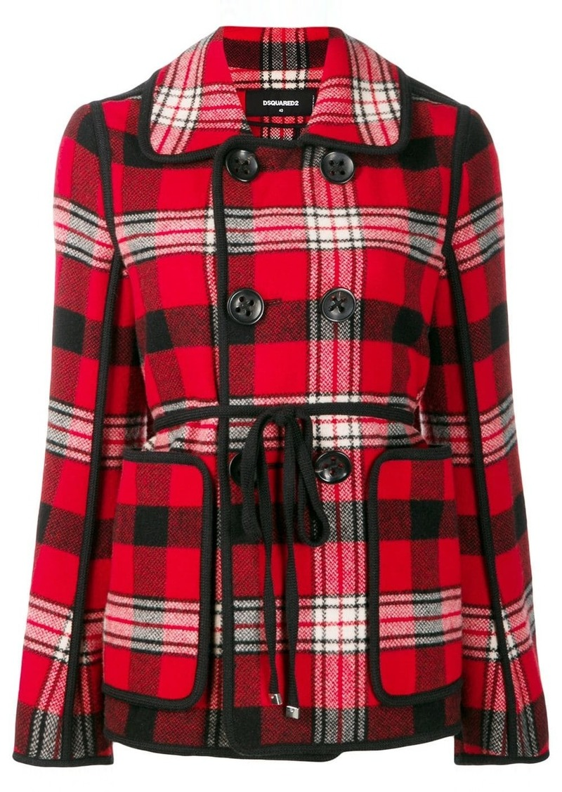 Dsquared2 madras jacket