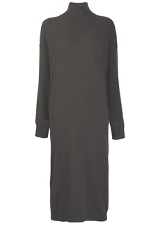 Dsquared2 maxi knitted dress