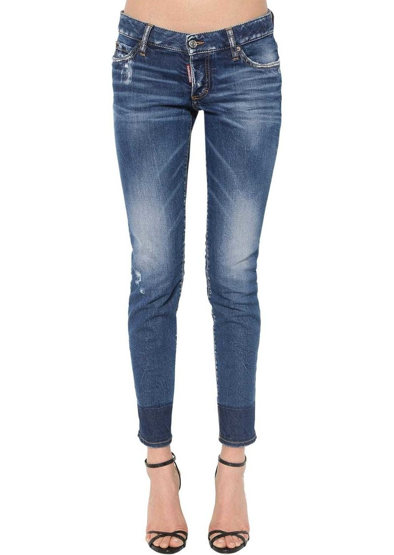 Dsquared2 Medium Clean Wash Jennifer Jeans
