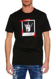 Dsquared2 Men's Westside/Eastside Hands Graphic T-Shirt