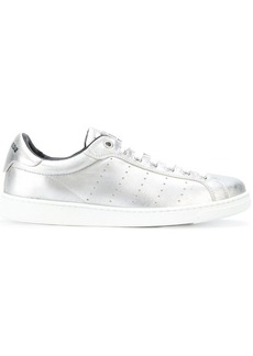 Dsquared2 metallic sneakers