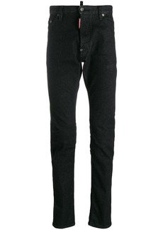Dsquared2 mid-rise jeans