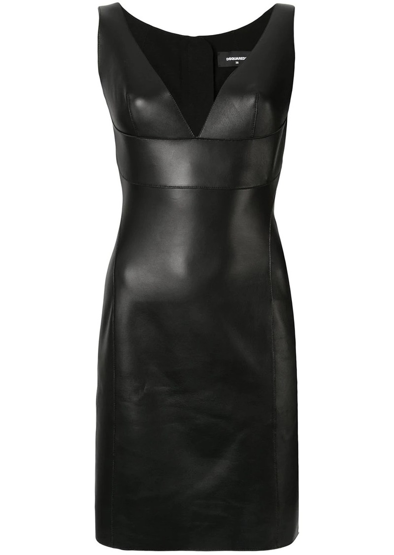 Dsquared2 mini bodycon dress