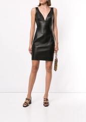 Dsquared2 mini bodycon dress