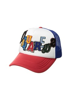 Dsquared2 Multicolor Logo Baseball Cap