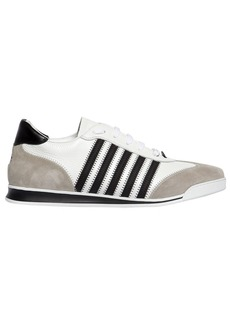 Dsquared2 New Runner Leather & Suede Sneakers