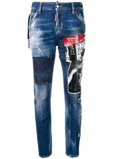 Dsquared2 No Imitators jeans