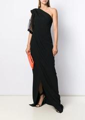 Dsquared2 one shoulder long dress