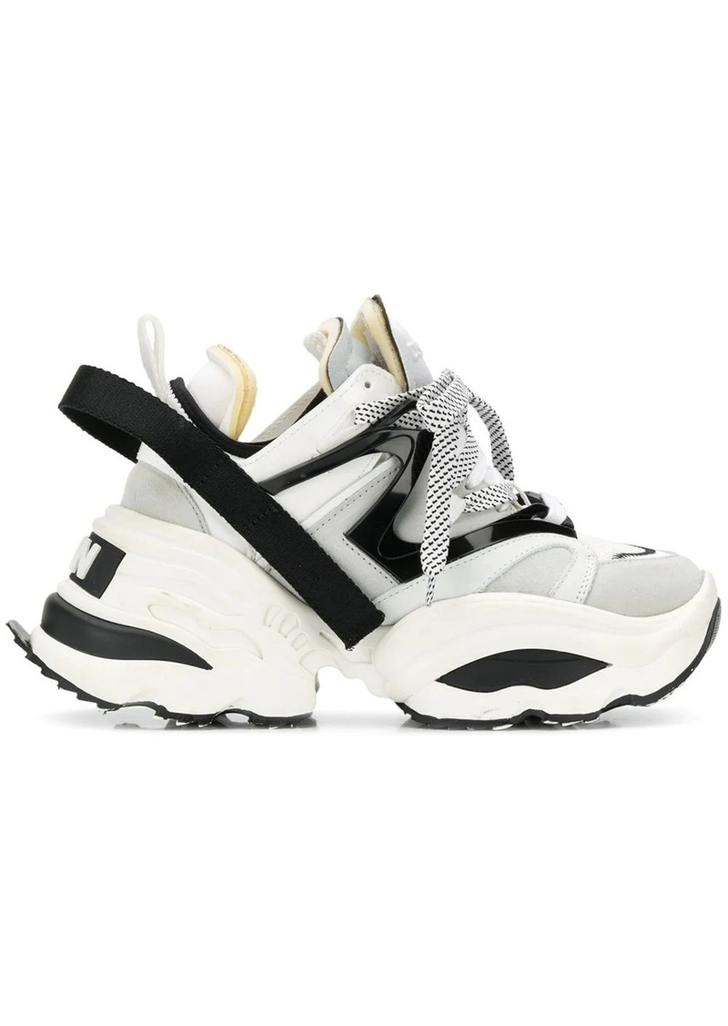 Dsquared2 oversized sole sneakers