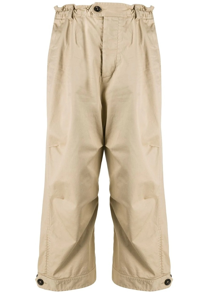 Dsquared2 oversized workwear trousers