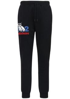 Dsquared2 Ovo Capsule Printed Jersey Sweatpants