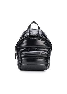 Dsquared2 padded logo print backpack